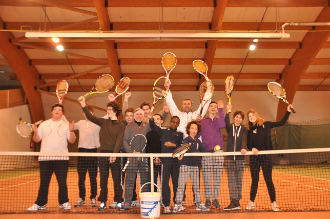 Stage sportif Tennis